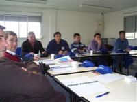 Journée de formation d'utilisateurs au Port de Montoire