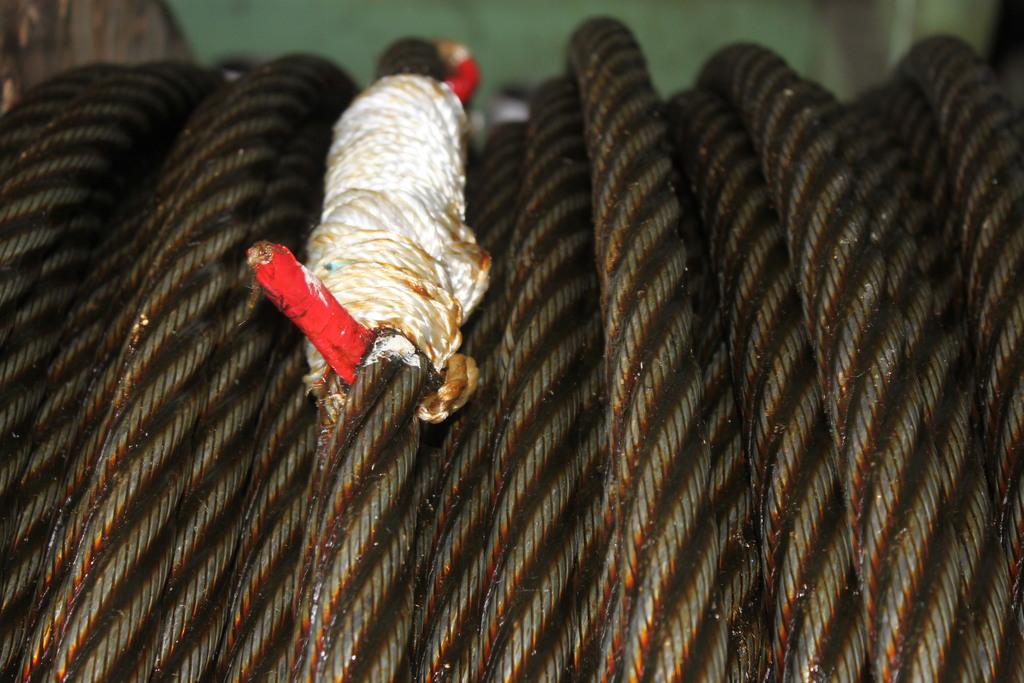 Câbles pour la pêche